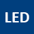 Luminaire has LED technology