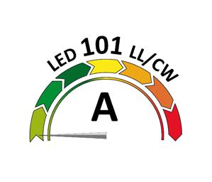 LED Dial 101llcw.5