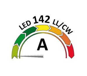 LED Dial 142llcw