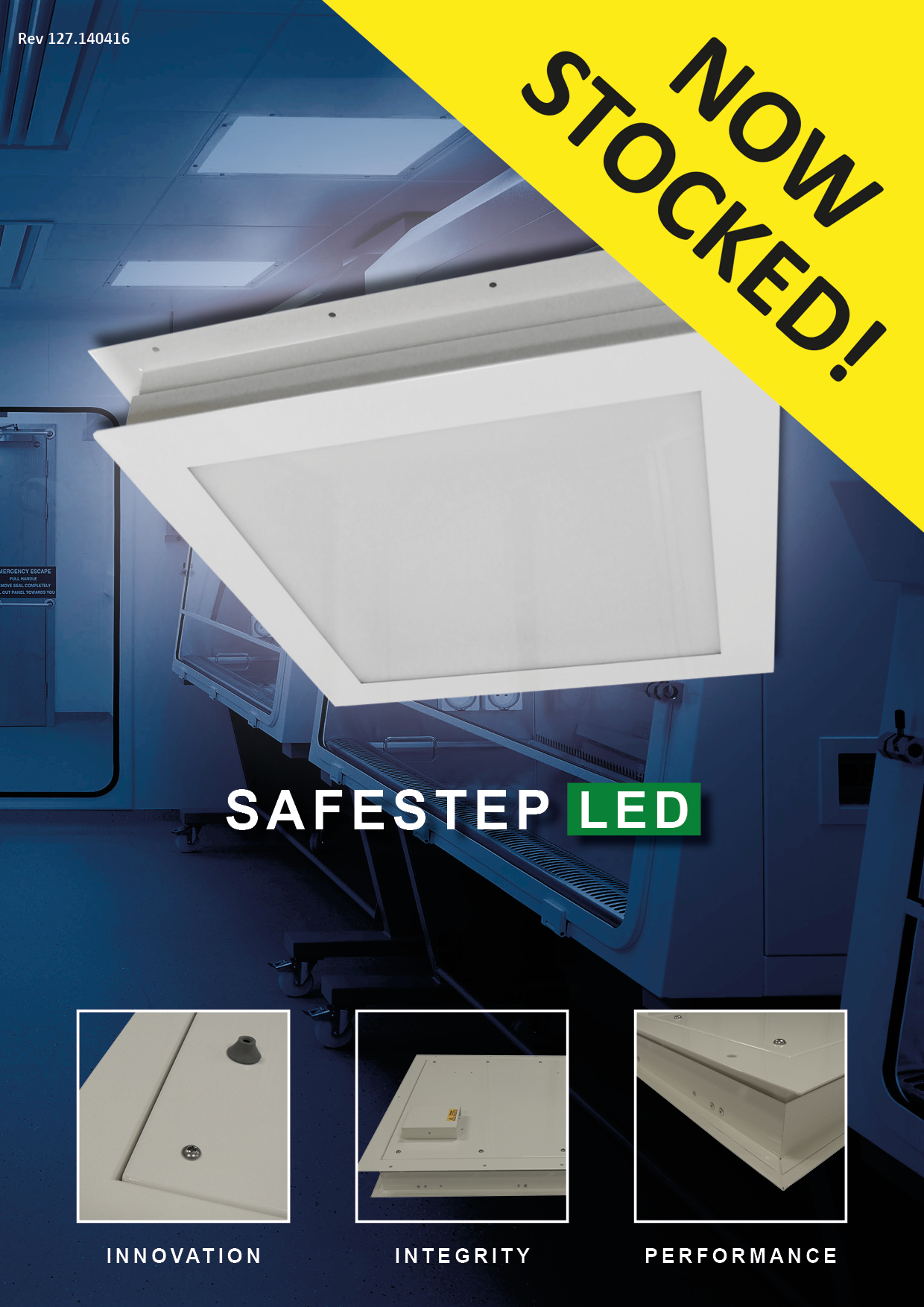 SAFESTEP LED - Now stocked