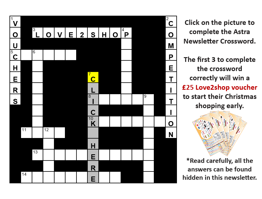 Crossword Nov 2017