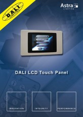 DALI LCD Touch Panel Brochure 191118