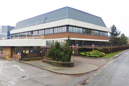 GSK Ware Building