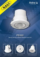 PD322 Presence Detector 301118