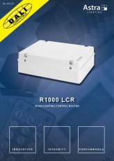R1000 Lighting Control Router Brochure 191118
