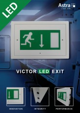 VICTOR LED Exit