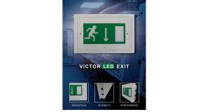 VICTOR LED Exit newsletter