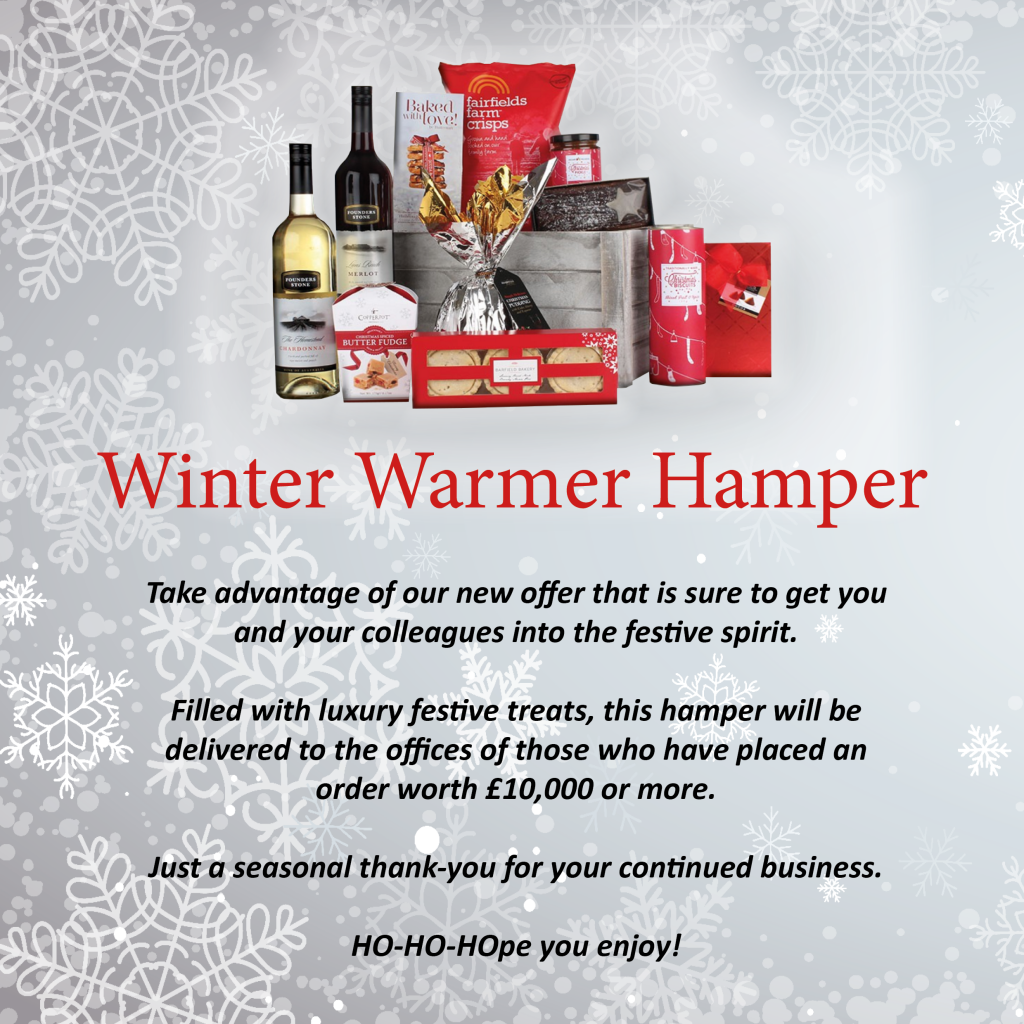 Winter warmer square newsletter
